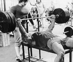 Phil Heath Bench Press John Cena Owns A Workout Gym