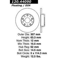 lexus is300 weight stoptech rear car truck brakes brake parts for lexus is300