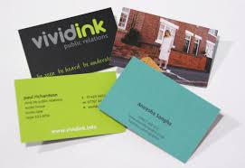Budget Business Cards Five Reasons Why White Space Is So Important For Business Cards