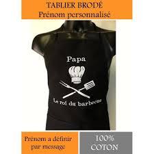 tablier cuisine homme personnalisé tablier de cuisine pas cher frais tablier cuisine homme personnalisé