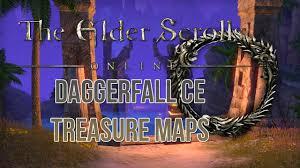 Stormhaven Ce Treasure Map Eso Daggerfall Covenant Explorer U0027s Pack Treasure Maps Youtube