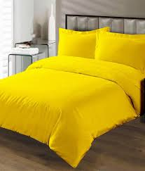 Buy Double Bed Sheets Online India Bombay Dyeing Yellow Plain Double Bed Sheet Buy Bombay Dyeing