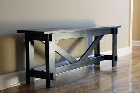 simple diy entryway bench simple diy entryway bench ideas