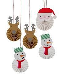 love this be jolly hanging decoration kit by meri meri on zulily