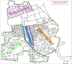 State College Map by Refuse U0026 Recycling Borough Of State College Government