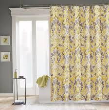 Grey And White Curtain Panels Yellow And White Curtain Panels Home Design Ideas