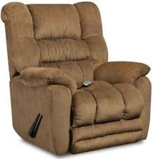 Armchairs Recliners Massage Chairs Ebay