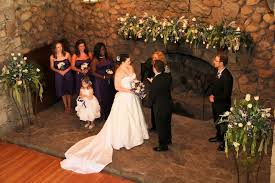 south lake tahoe wedding venues get married in front the grand fireplace at our historic estate
