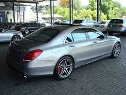 mercedes s63 amg for sale 2013 mercedes s63 amg auto for sale on auto trader south