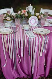 mesh ribbon table decorations 517 best pretty tables images on pinterest tablecloths chairs and