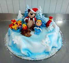 masha and the bear cake by 6eki on deviantart things for our