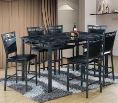 Best Quality Furniture  Piece Counter Height Dining Table Set - 7 piece dining room set counter height