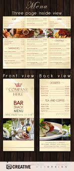 menu bar templates bar menu template