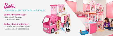 barbie toys dolls playsets dream houses u0026 mattel shop