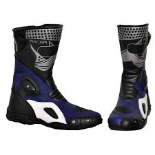 sportbike racing boots motorcycle leather boots at nextwearjackets com