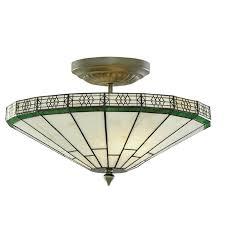 Searchlight Ceiling Lights New York Semi Flush Ceiling Light 4417 17