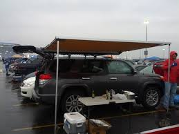 Arb Rear Awning Rack Mounted Awnings Any Long Term Reviews Yet Page 2 Toyota