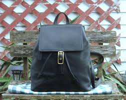 vintage backpacks etsy
