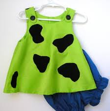 Pebbles Halloween Costume Toddler 150 Flintstone Images Flintstones Costume