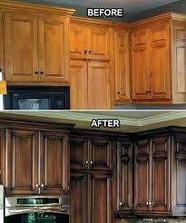 Refinish Kitchen Cabinets Without Stripping How To Refinish Kitchen Cabinets Without Stripping Resre Best Way
