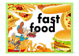 9 Free Esl Fast Food Powerpoint Presentations Exercises Fast Food Ppt
