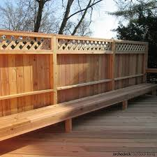 Backyard Ideas For Privacy Living Room Stylish 27 Best Deck Privacy Ideas Images On Pinterest