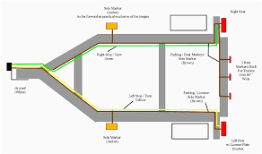 how to wire trailer lights 4 way diagram fancy cat5 hdmi wiring