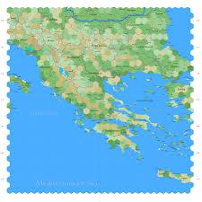 Greece Maps The Tao Of D U0026d New Greece Maps