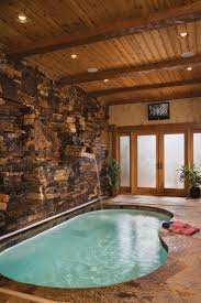 Tiny Pool House Enjoy Your Own Indoor Small Pool Backyard Design Ideas