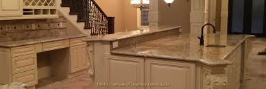 Kitchen Glazed Cabinets Charleston Tapioca Glaze Cabinets Kitchen And Bath Solutions