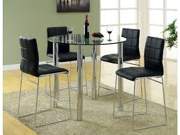 white counter height kitchen table and chairs dining tables inspiring bar height dining table set white counter