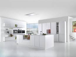 cuisine moderne et blanc inouï cuisine moderne blanc laqué decoration cuisine moderne