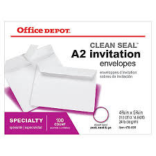 office depot tucson lined invitation envelopes at office depot officemax