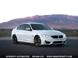 Bmw M3 2016 - 2016 bmw m3 for sale in albuquerque nm stock 2803