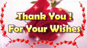 thank you e card thank you for your wishes thank you ecard
