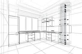 faire un plan de cuisine en 3d gratuit plan de cuisine 3d amazing trendy creation meuble sur mesure une