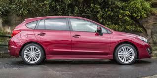 2016 subaru impreza hatchback red 2016 subaru impreza review caradvice