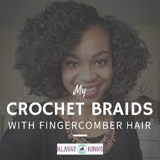 gray marley braid hair my crochet braids with fingercomber hair klassy kinks