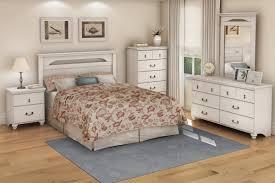 bedroom rustic white bedroom furniture distressed wood frame beds