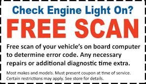 free check engine light test near me check engine light tires etc