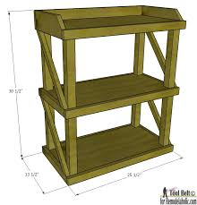 Building A Small End Table by How To Build A Small End Table Woodworking Design Furniture