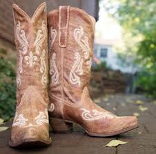 womens cowboy boots size 11 wide calf boots