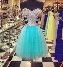 short tiffany blue prom dress blue prom dress formal prom dress