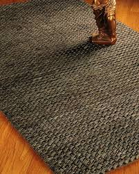 moods jute rug espresso w free rug pad premade jute rugs