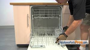 Dishwasher Enclosure Dishwasher Tub Gasket Part 154827601 How To Replace Youtube