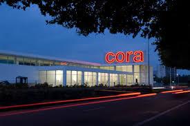 bureau cora shops cora hypermarket woluwe lambert brussels belgium