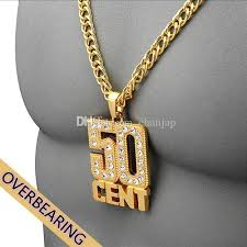 hip hop style necklace images Wholesale vintage necklace hip hop style jewelry rhinestone gold jpg