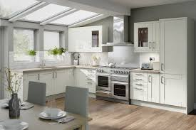 budget kitchens verona cream shaker range cut price kitchens