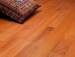 Cheap Solid Wood Flooring Cherry Clear Prefinished Solid Wood Flooring 5 X 3 4