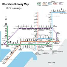 My Subway Map by Shenzhen Subway Map My Blog